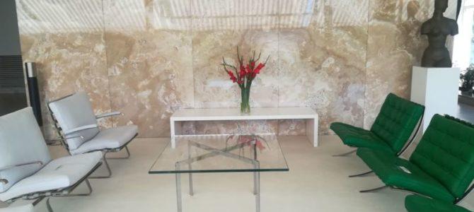 Vila Tugendhat -interiéry – fotočlánek
