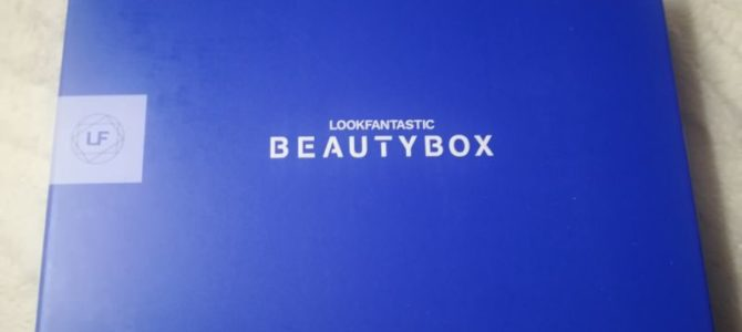 Lookfantastic box: říjen 2020