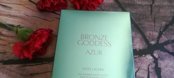 Estée Lauder: Bronze Godess Azur paletka očních stínů