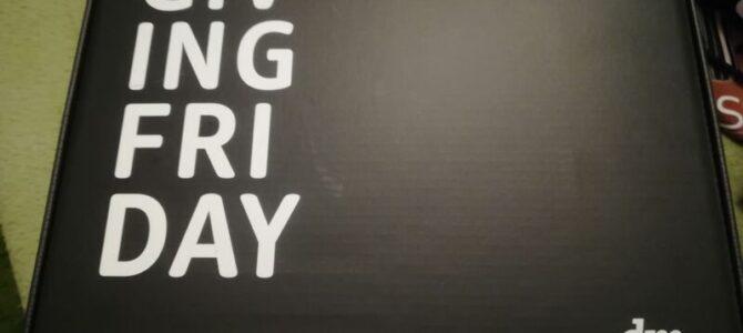 DM box – edice Giving Friday