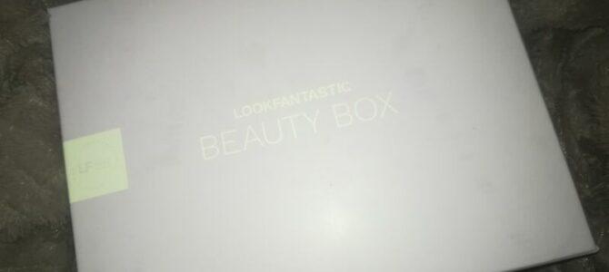 Lookfantastic box: leden 2021