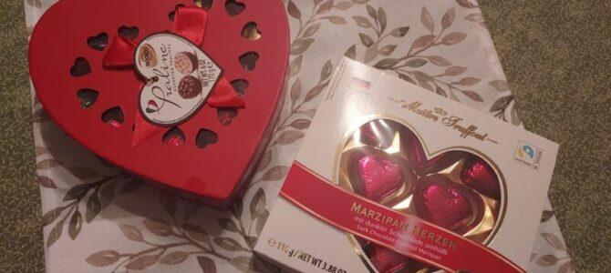 Srdce plné čokolády