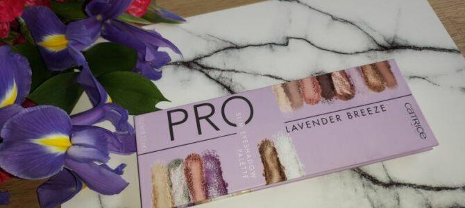 Paletka Lavender Breeze – Catrice