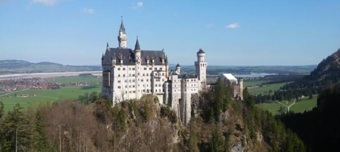 Bavorské zámky I– Neuschwannstein