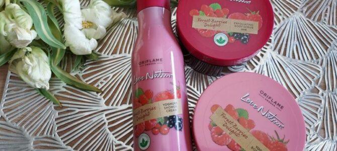 Tělová péče Forest Berries Delight – Oriflame