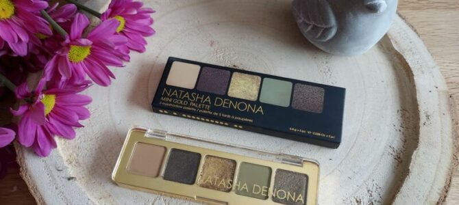 Natasha Denona – Mini Gold Palette