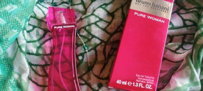Vůně měsíce: Pure Woman odBruno Banani