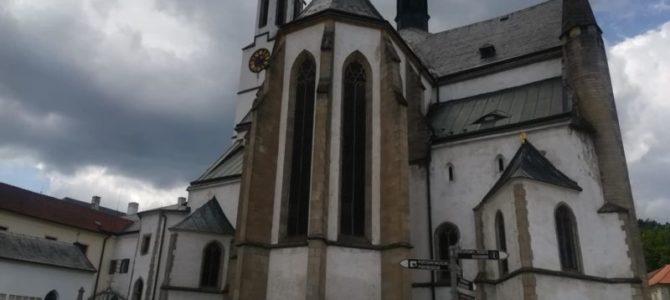 Vyšebrodský klášter – fotočlánek