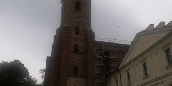 Sázavský klášter: fotočlánek