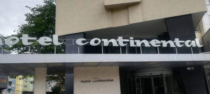 Hotel Continental vBrně