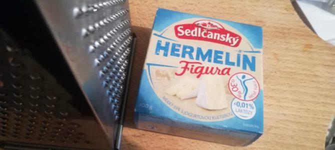 Hermelínová pomazánka