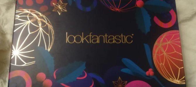 Lookfantastic box: prosinec 2019