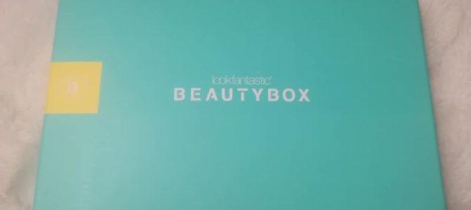 Lookfantastic box: leden 2020