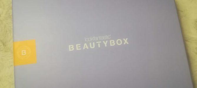 Lookfantastic box: duben 2020