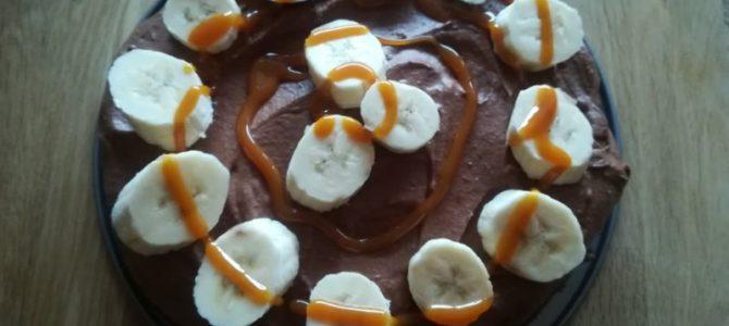 Čokoládový dort sovocem
