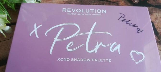 Petra paletka očních stínů XoXo – recenze + ukázka líčení
