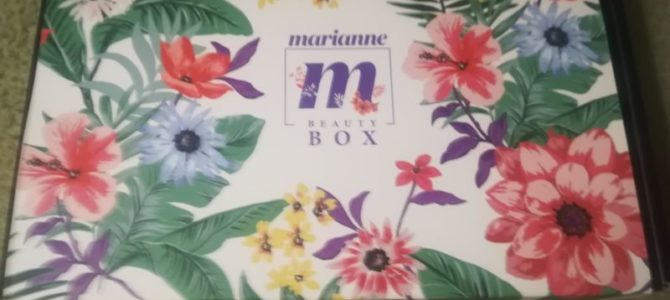 Marianne Beauty boxy
