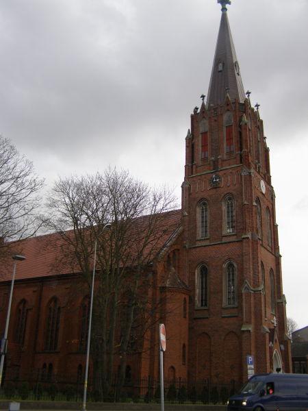 ještě jeden kostel