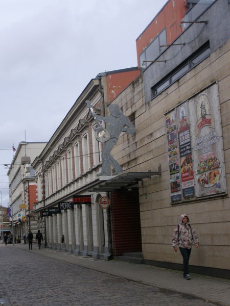 Liepaja - město hudby