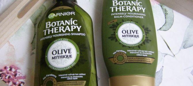 Z kosmetické poličky – šampon akondicionér Garnier