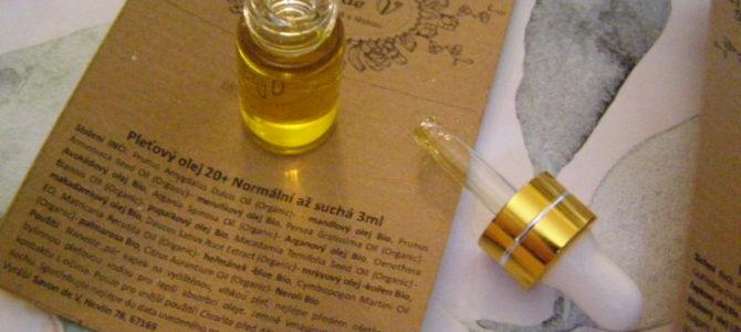 Pleťový olej Savon de V