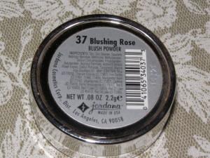 odstín č. 37 Blushing Rose