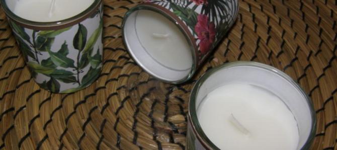 Candle haul