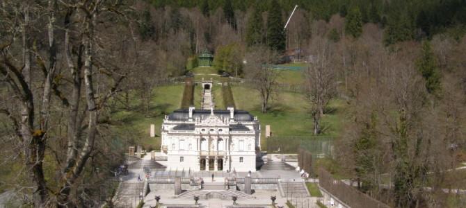 Bavorské zámky II – Linderhof