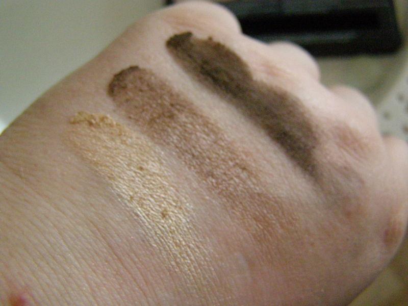 pigmentace paletky