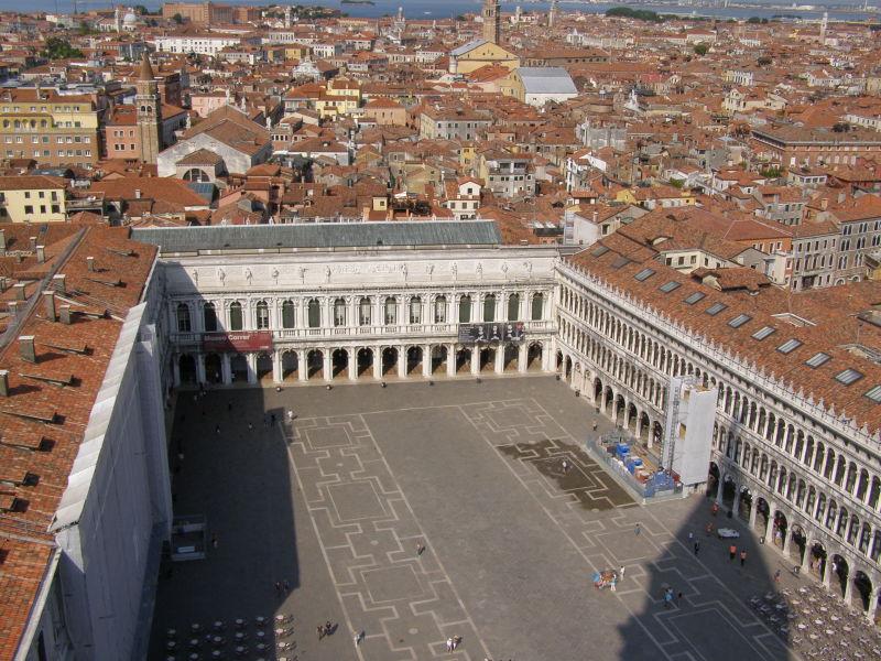 náměstí sv. Marka