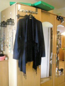 kabátek z CA