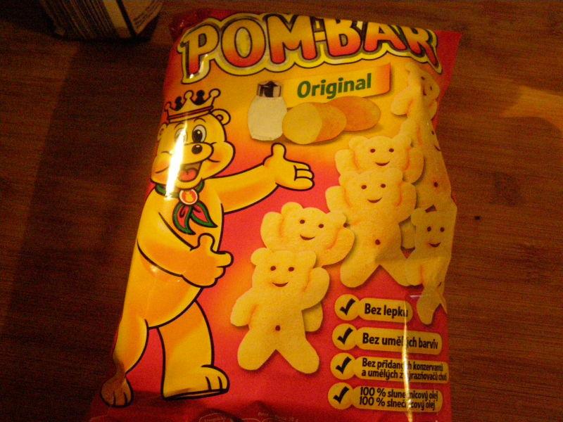 Oblíbené brambůrky na doma:-)