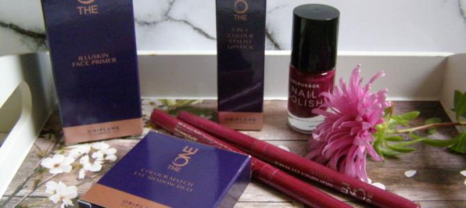 Dekorativní kosmetika Oriflame The One – recenze