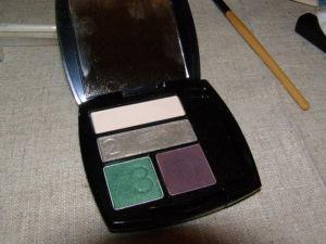 stíny Sultry Emerald, Avon