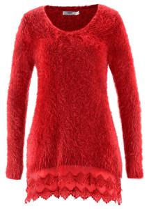 dlouhy-pulovr-s-krajkou-a-dlouhym-rukavem-jahodova (1)