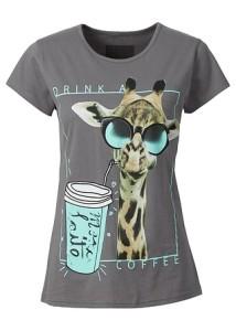 triko s žirafou